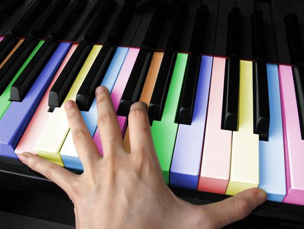 synesthesia notes
