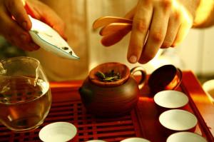 Чайный мастер и самурай