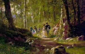 Поэзия лета на кончике кисти: Лето глазами художников и поэтов XIX века