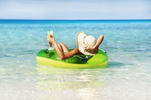 Смешные стихи об отпуске